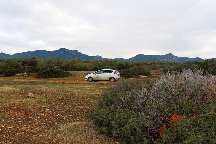 Аренда автомобиля Северный Кипр
