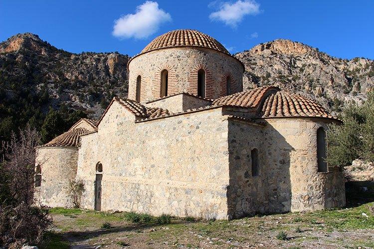 Монастырь Пресвятой Богородицы Апсинфиотиссы