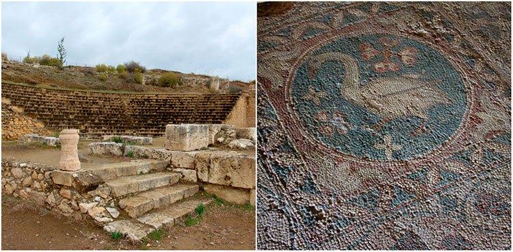 Древний город Соли