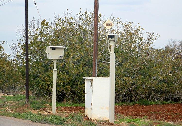 Камеры, фиксирующие превышение скорости