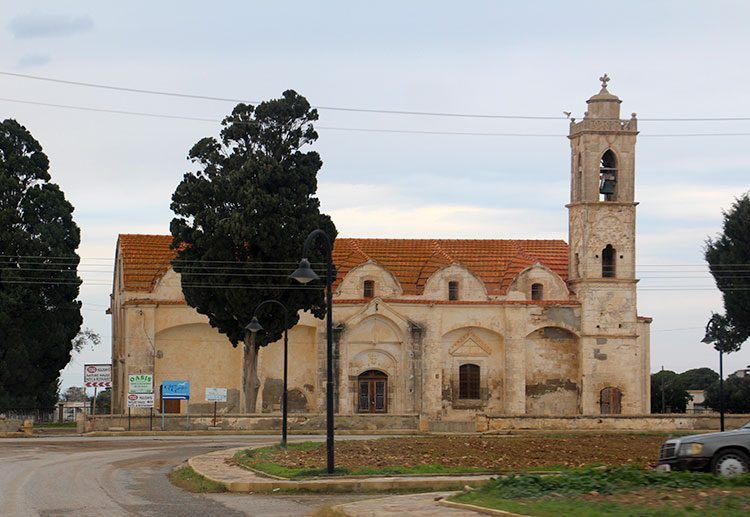 Церковь Оазис Афилон