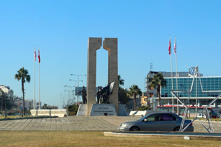 Монумент национальной борьбы и спасения