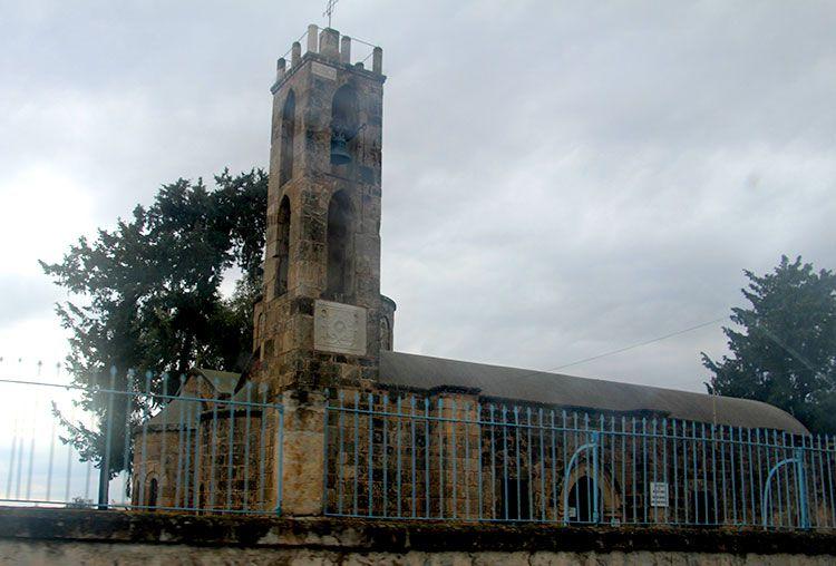 Церковь Пресвятой Девы Марии
