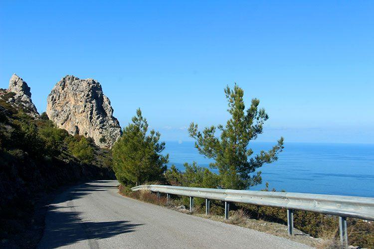 Дороги на Северном Кипре
