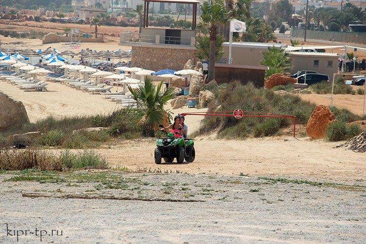 Цены на Кипре на багги и квадроциклы