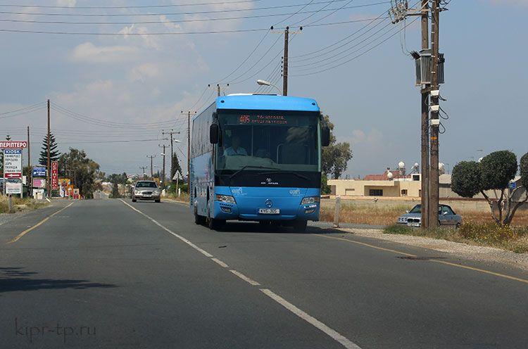 Цены на Кипре на транспорт