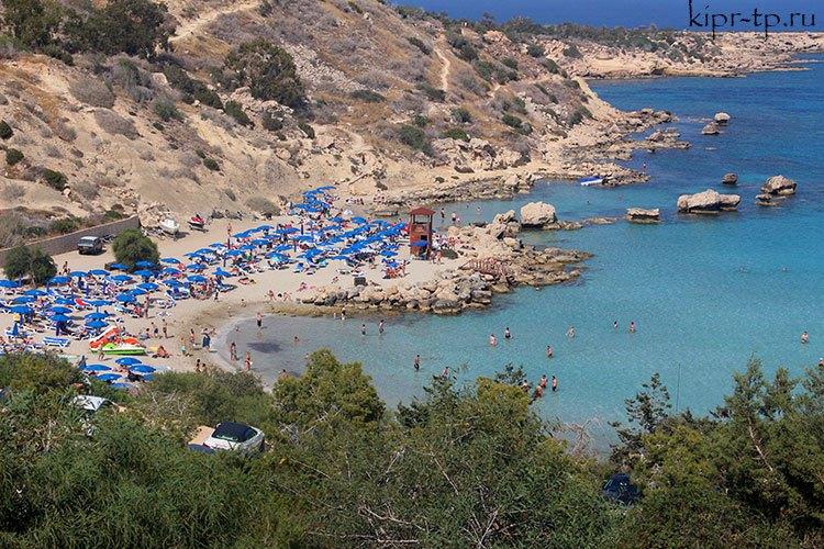 Пляж Коннос