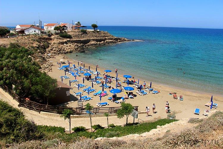 Пляж Каппарис