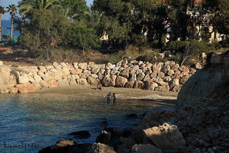 Пляж Кристария
