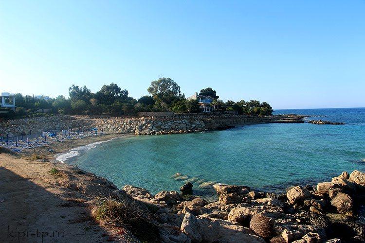 Пляж Визакия