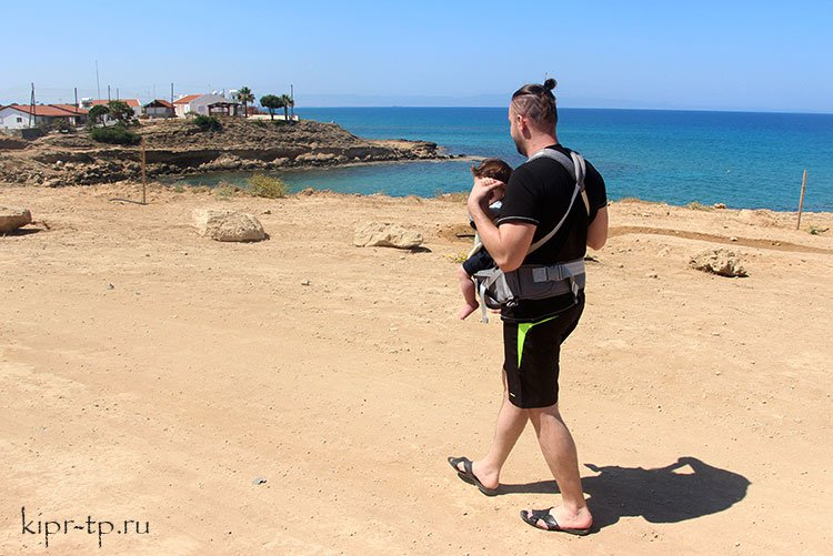 Отдых в Протарасе с ребёнком