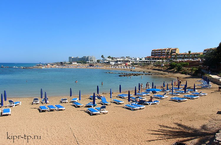 Пляж Каламиес
