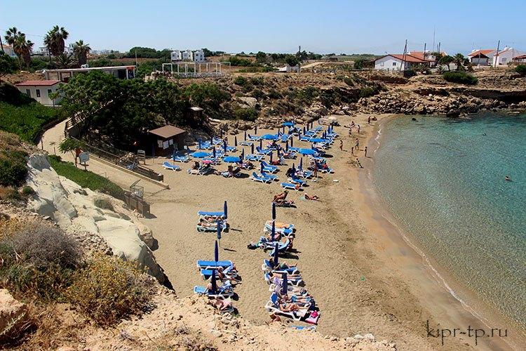 Пляжи Каппариса для детей