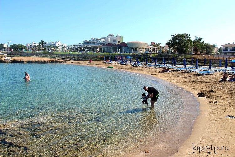 Пляжи Пернеры для детей