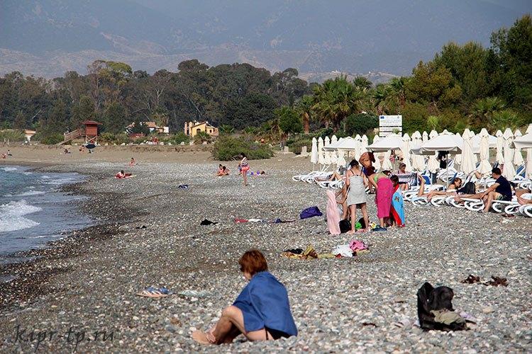 Муниципальный пляж Полиса