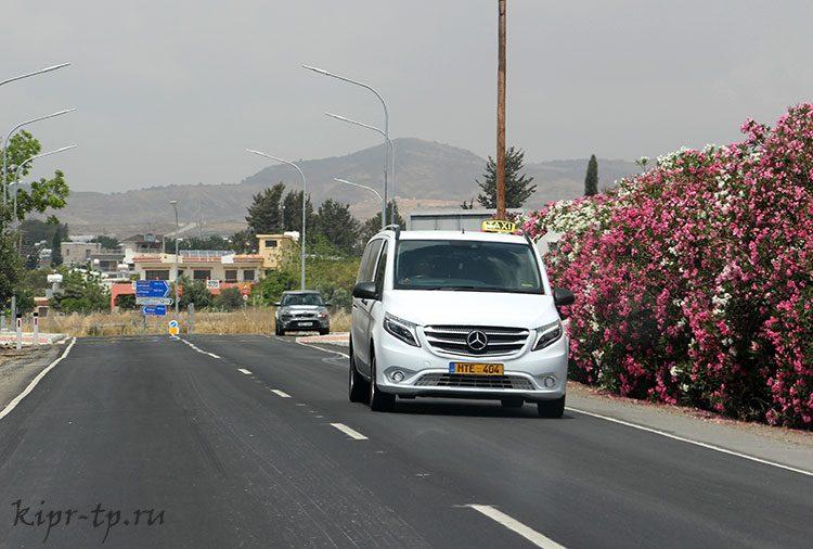 Пафос - Протарас: как добраться
