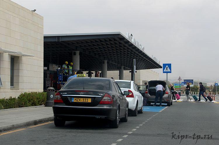 Аэропорт Пафос - Протарас