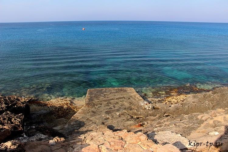 Голубая лагуна, Кипр