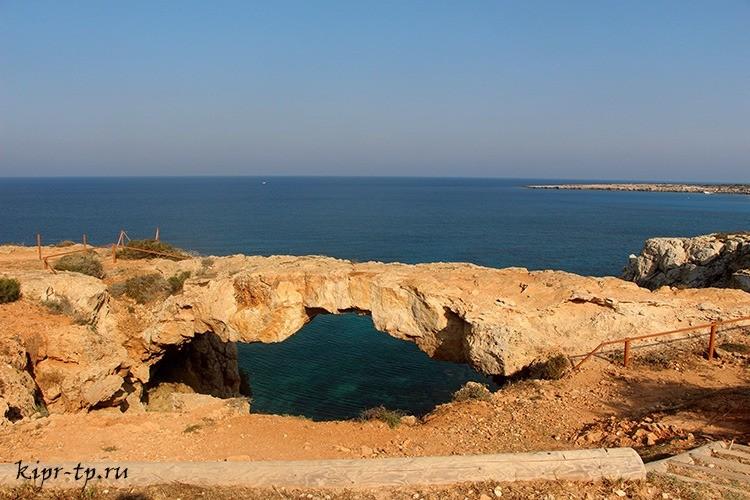 Мост Грешников, мыс Греко, Кипр