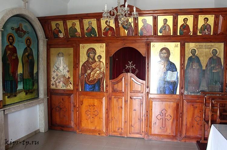 Церковь Космы и Дамиана Асийских
