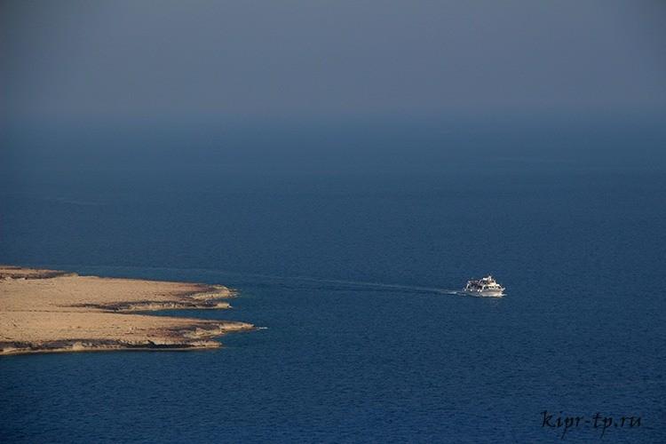 Мыс Греко и морские пещеры на кораблике