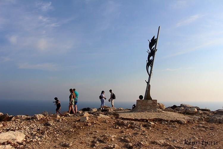 Монумент Мира, мыс Каво Греко, Кипр