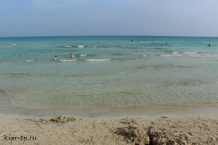 Пляж Ланда (Landa Beach)