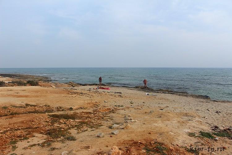 Пляж Катсарка (Katsarka Beach)