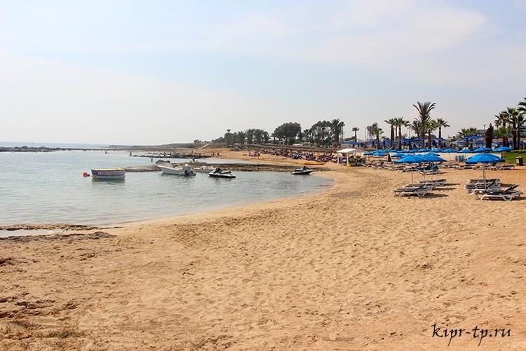 Пляж Лимнара (Кермия, Limnara, Kermia Beach)
