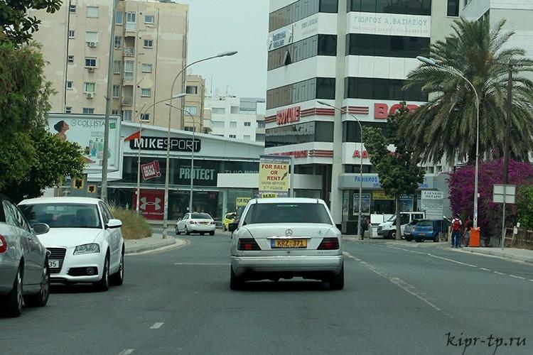 Как добраться из Ларнаки в Никосию на такси