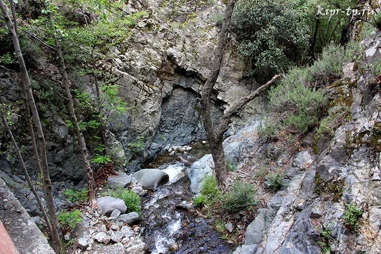 Водопад Милломери