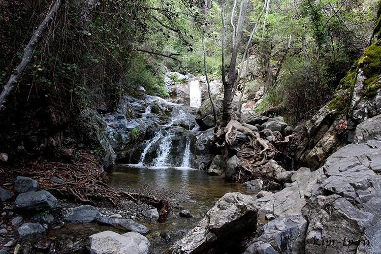 Водопад Кантара: фото