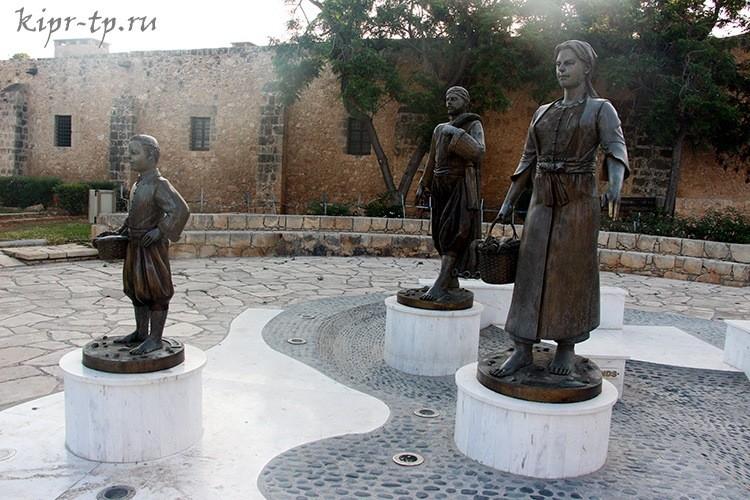 Достопримечательности Айя-Напы, Кипр