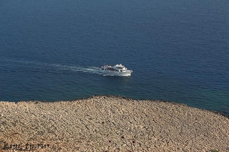 Морские экскурсии из Айя-Напы, Кипр