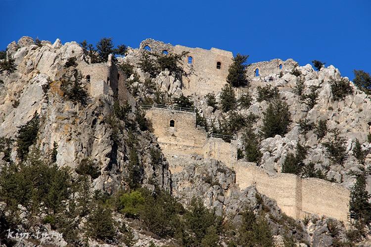 Замок Буффавенто, Северный Кипр