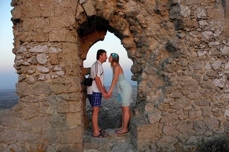 Замок Кантара, Северный Кипр