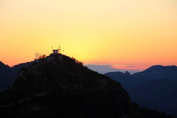 Замок Кантара - романтичная крепость на Северном Кипре