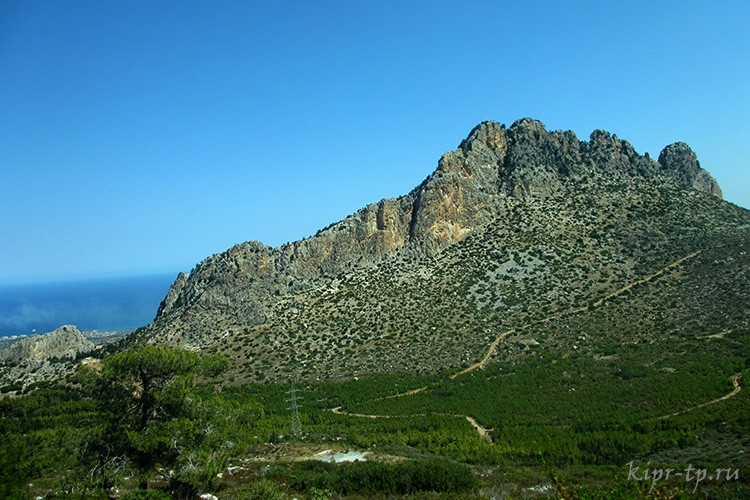 Гора Пендантилос