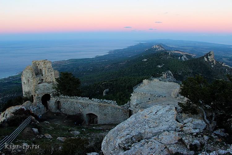 Замок Кантара ТРСК