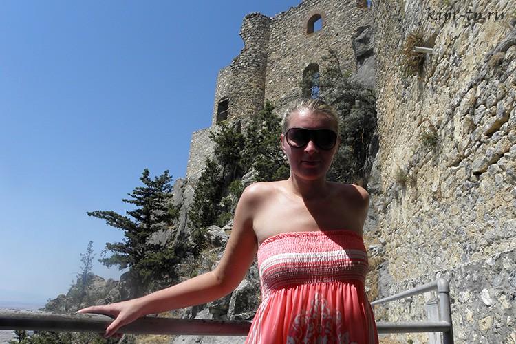 Нижний ярус замка Буффавенто